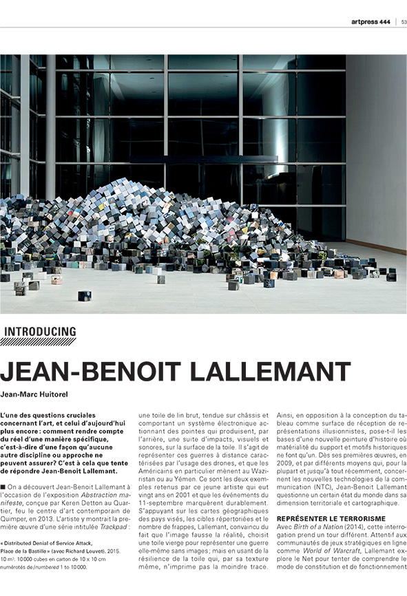 Art-Press-n444-p53-Jean-Benoit-Lallemant